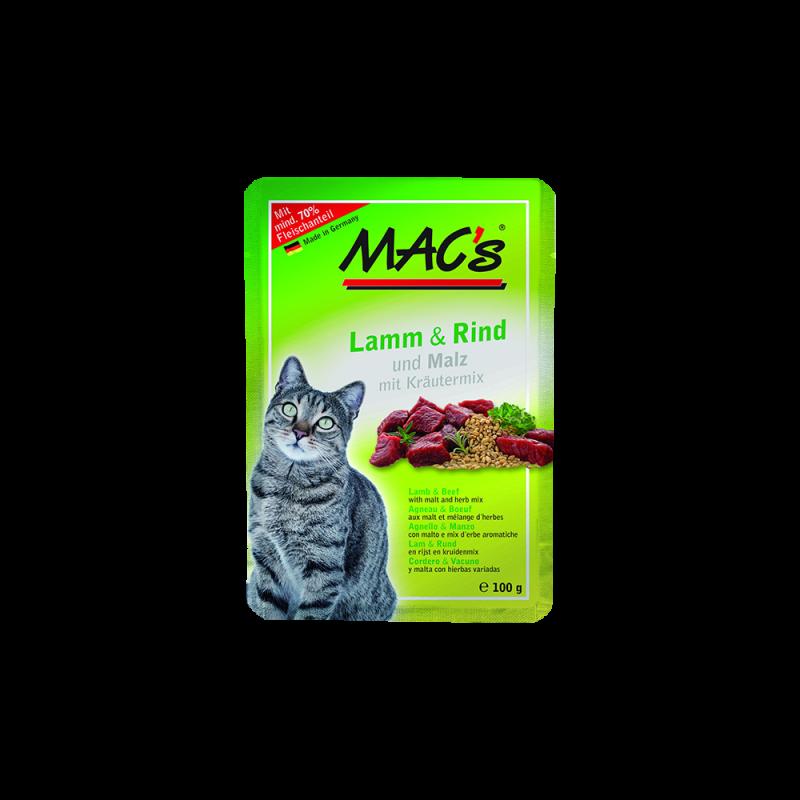 MAC's | Lamm & Rind und Malz mit Kräutermix