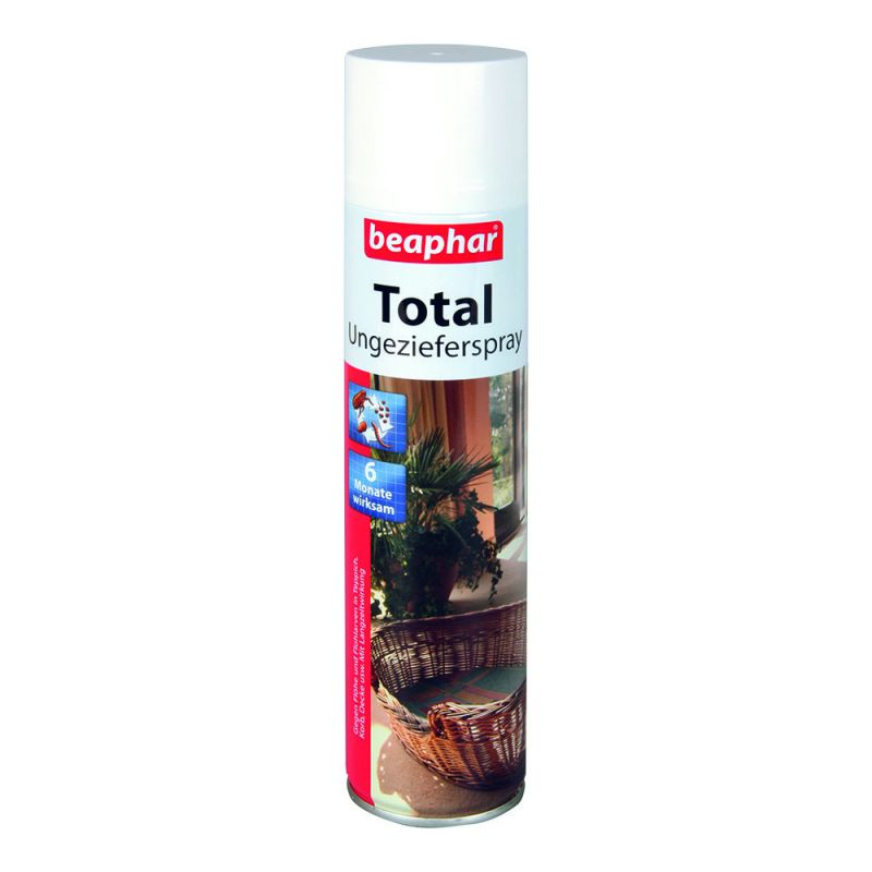 Beaphar | Total Ungeziefer Spray