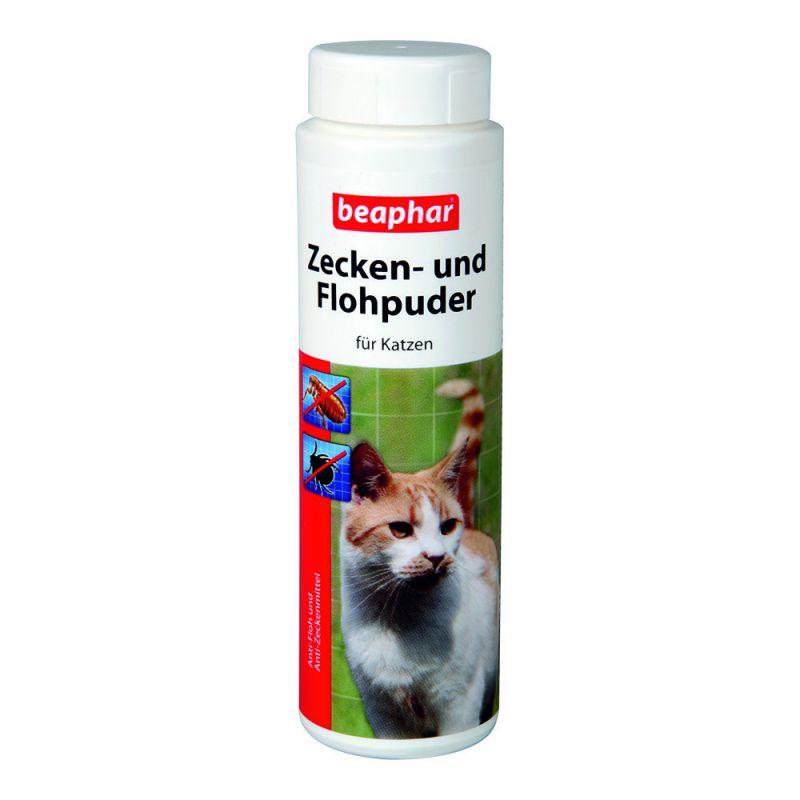 Beaphar | Zecken und Flohpuder Katze