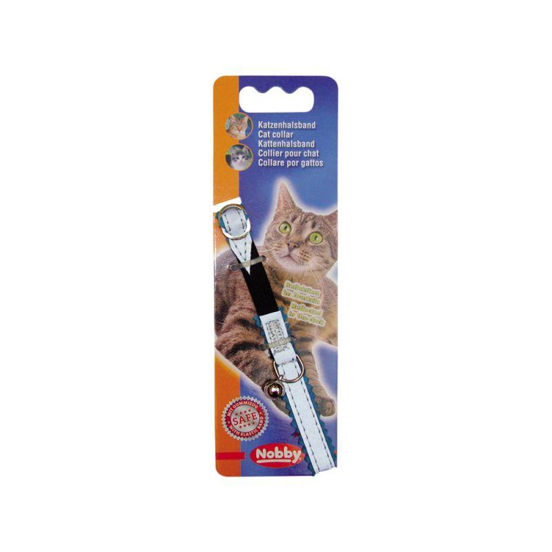 Nobby | Reflektor Katzenhalsband türkis