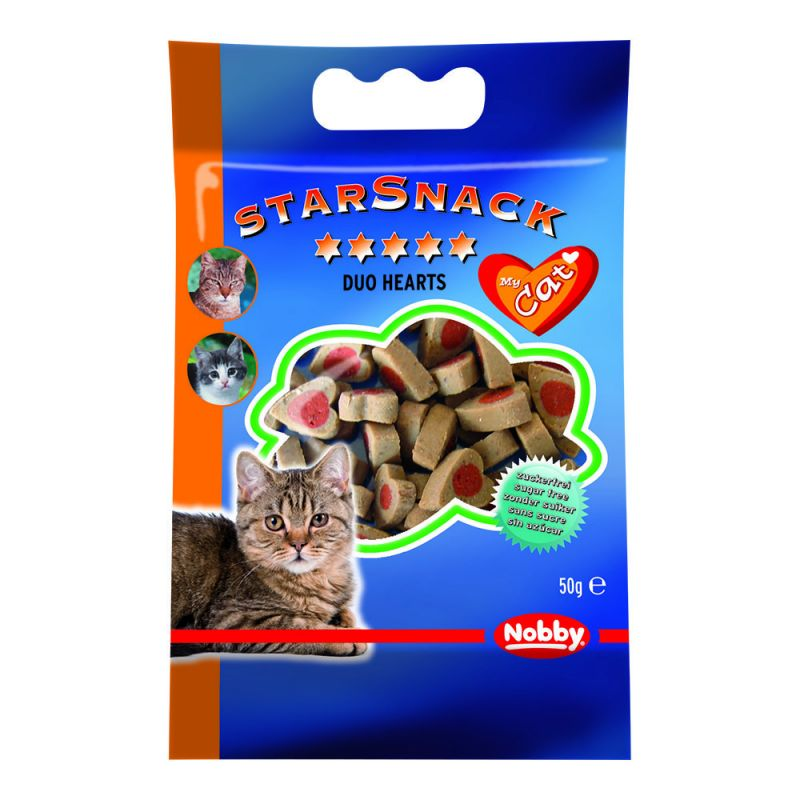 Nobby | Starsnack Duo Hearts