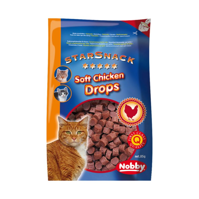 Nobby | STARSNACK Soft Chicken Drops
