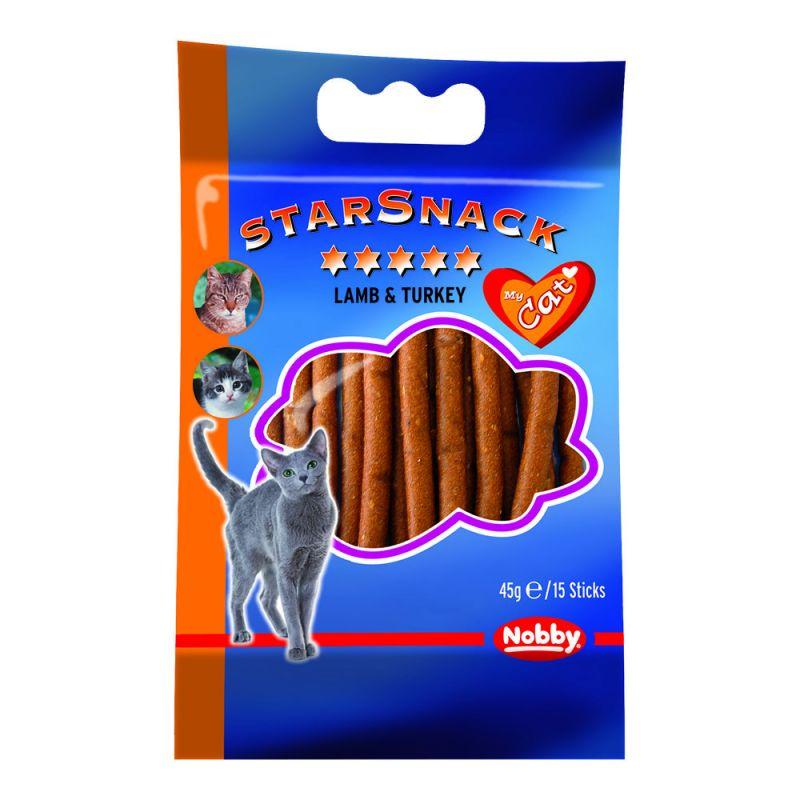 Nobby | Starsnack Sticks Lamb & Turkey