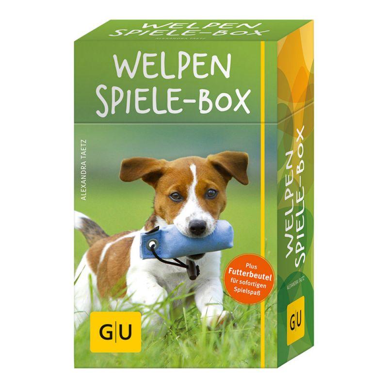 Nobby | Welpen Spiele-Box