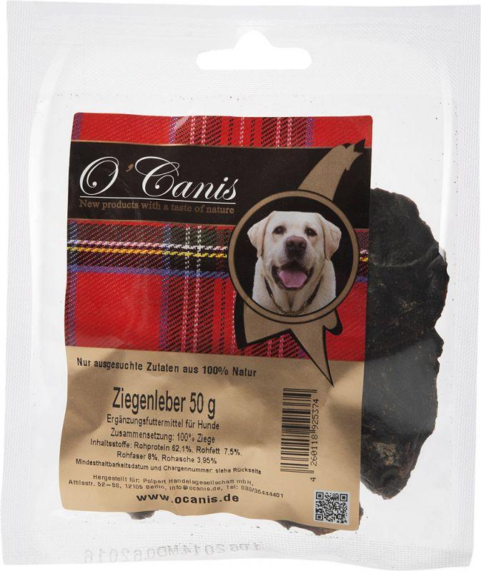 O'Canis | Ziegenleber