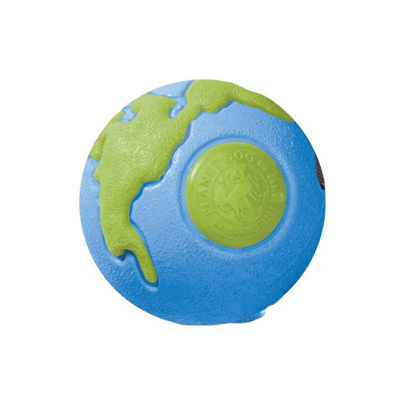 Planet Dog | Orbee-Tuff Orbee Blue/Green Small