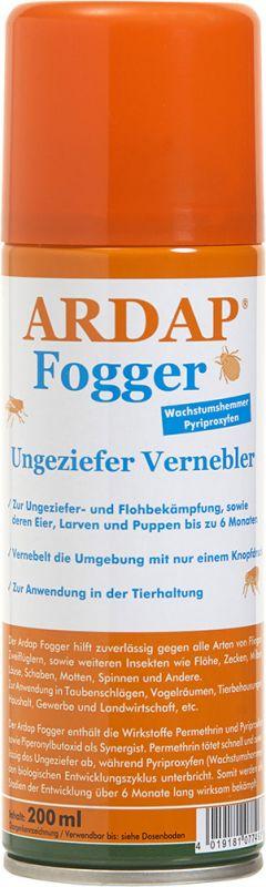 Ardap | Fogger