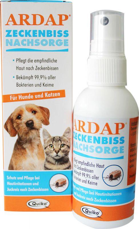 Ardap | Zeckenbiss Nachsorge Spray