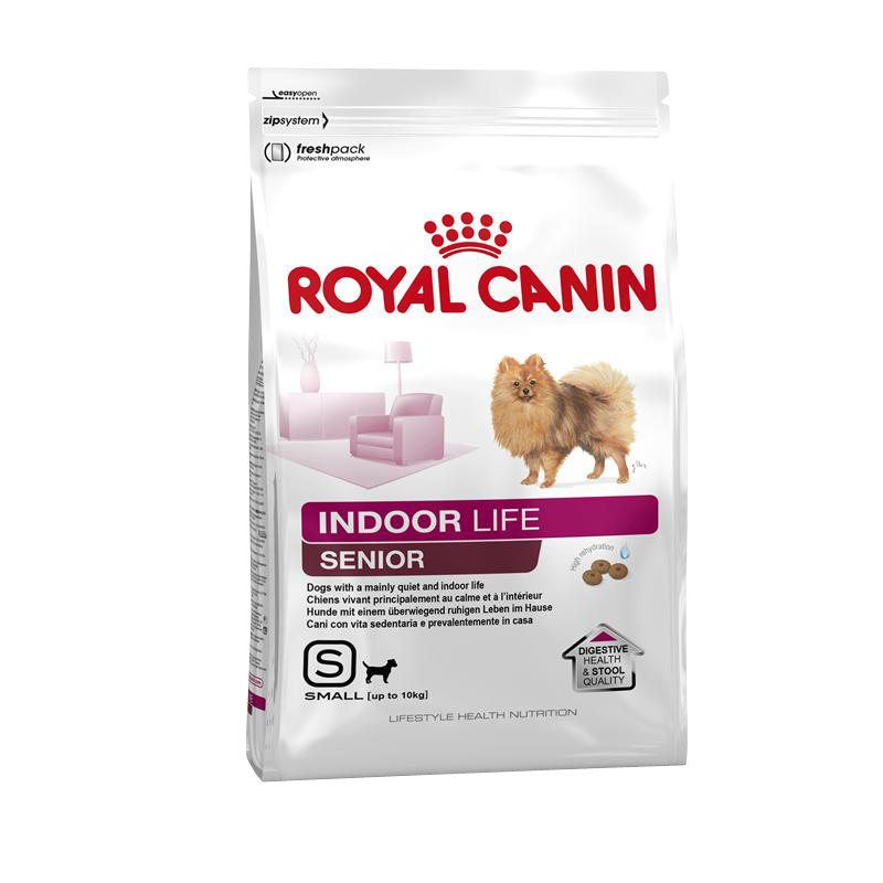 Royal Canin | Lifestyle Health Nutrition Indoor Life Senior Small