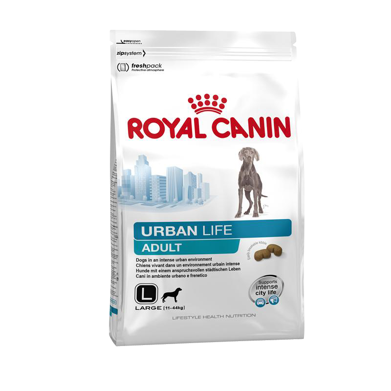 Royal Canin | Lifestyle Health Nutrition Urban Life Adult Large