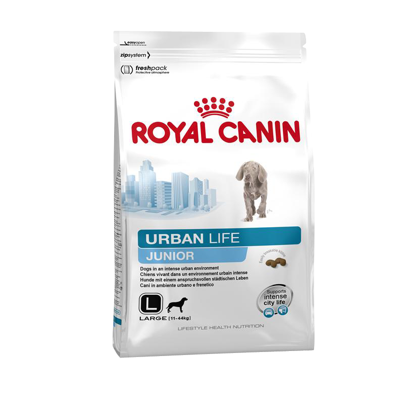Royal Canin | Lifestyle Health Nutrition Urban Life Junior Large