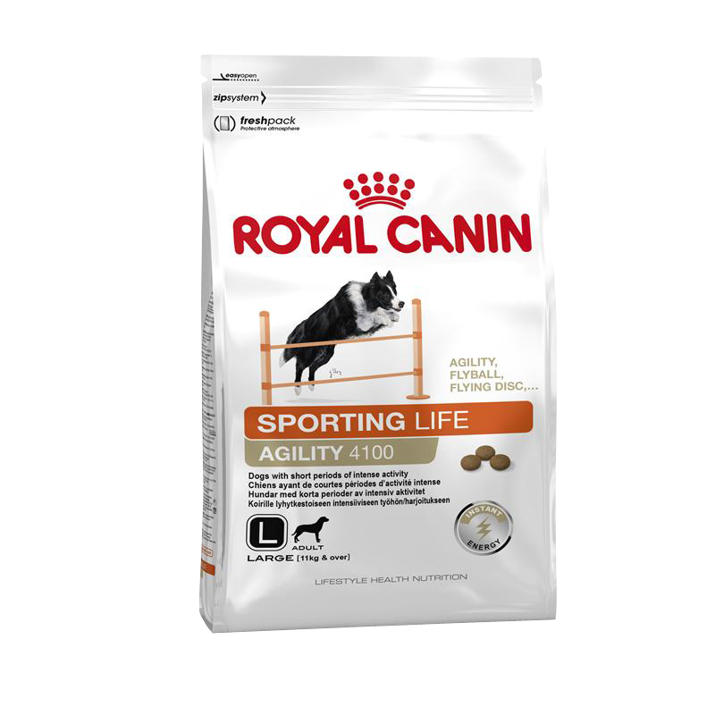 Royal Canin | Lifestyle Health Nutrition Sporting Life Agility 4100 Large