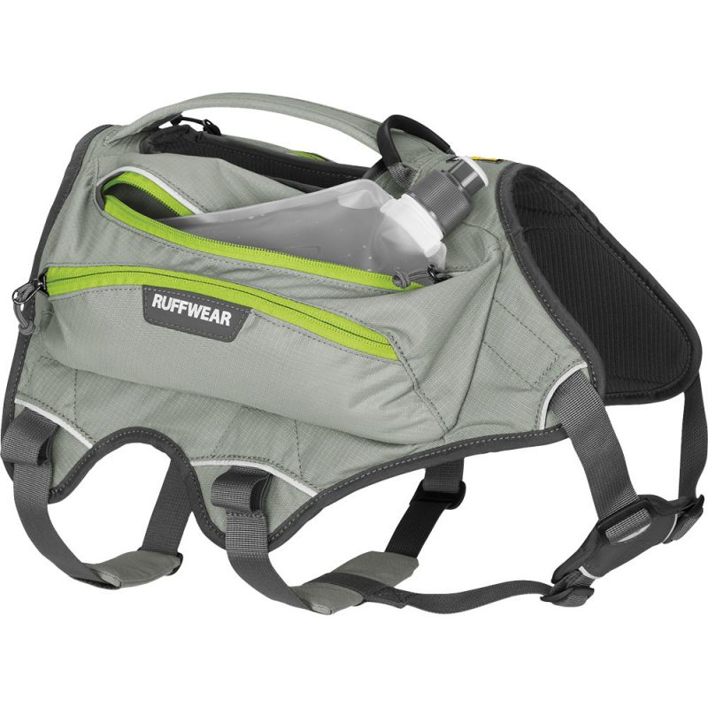 Ruffwear | Singletrak Pack Cloudburst Gray