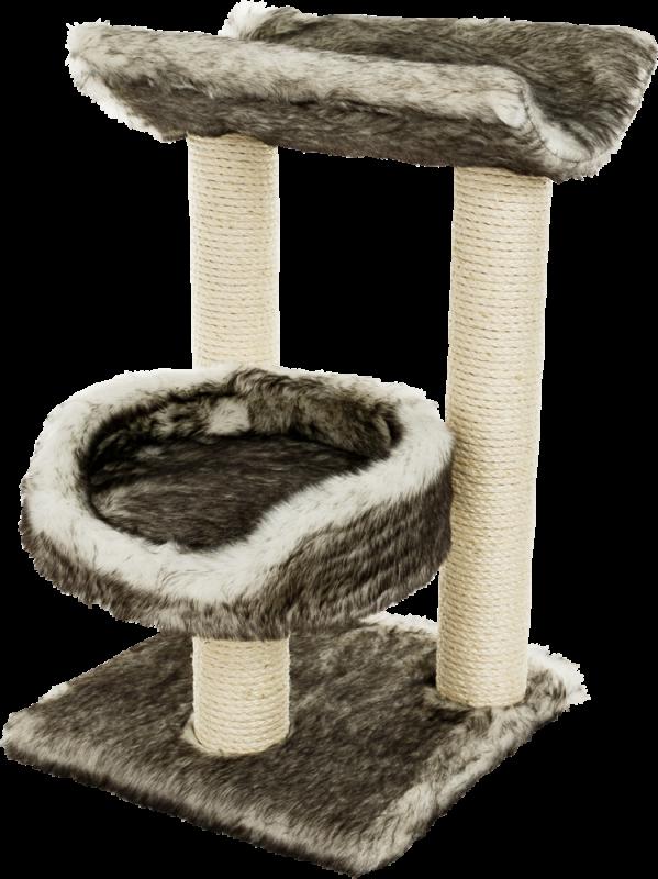 Trixie | Kratzbaum Isaba, schwarz weiß