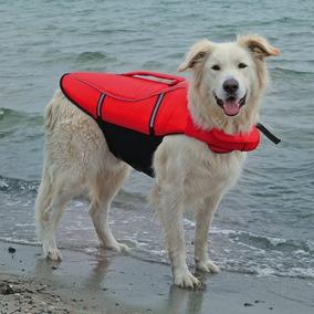 Trixie | Schwimmweste für Hunde rot/schwarz