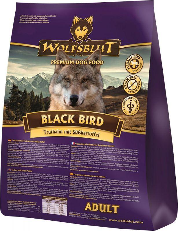 Wolfsblut | Black Bird Adult