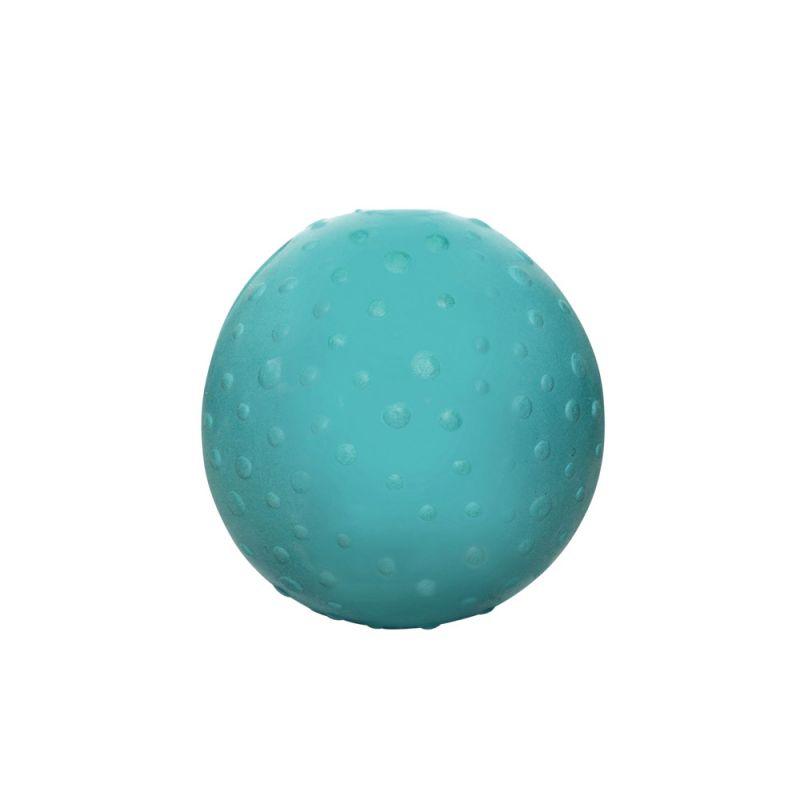 Wolters   Bite Me! Bounzer-Naturkautschukball aqua