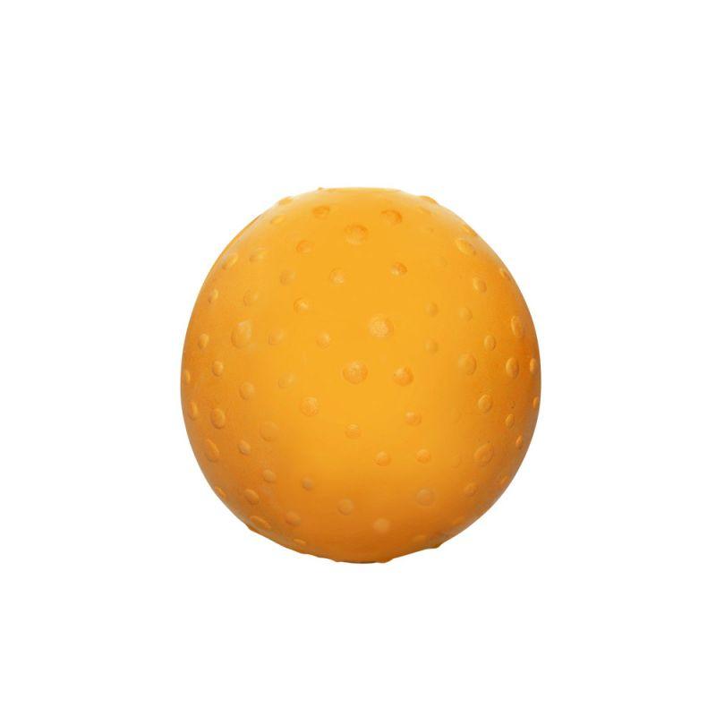Wolters | Bite Me! Bounzer-Naturkautschukball mango