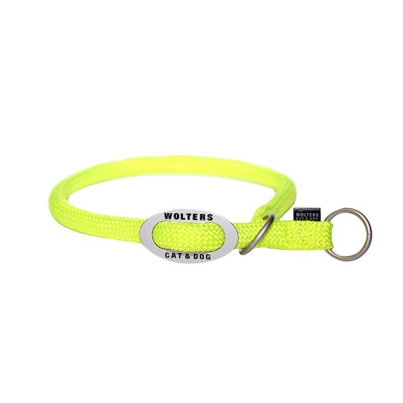 Wolters | Schlupfhalsband K2 neon gelb