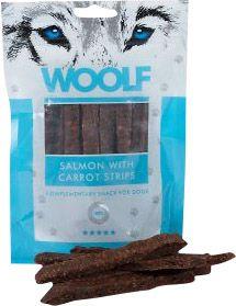 Woolf | Lachsstreifen mit Karotte