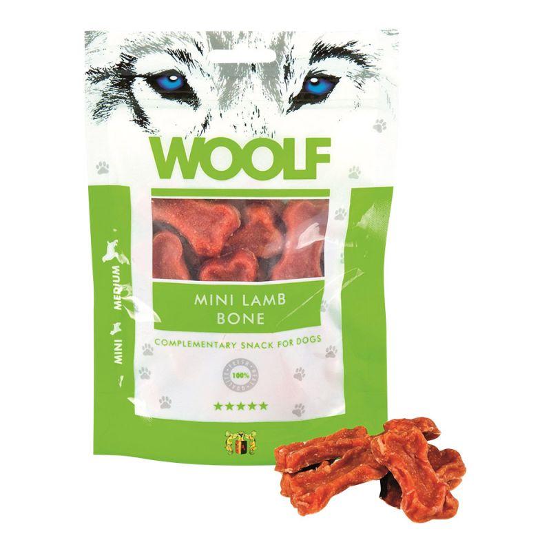 Woolf | Mini Knochen mit Lamm