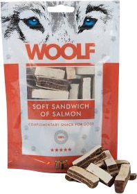 Woolf | Soft Sandwich mit Lachs