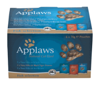 Applaws | Fish Selection