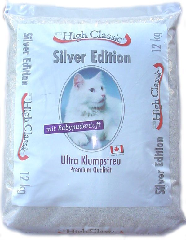Classic Cat | Silver Edition