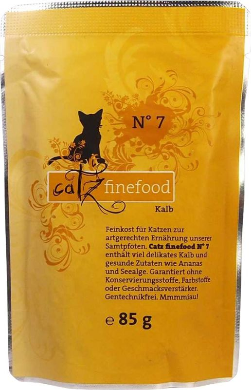 Catz finefood | No. 7 Kalb