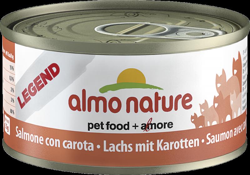 Almo Nature | Legend Lachs mit Karotten