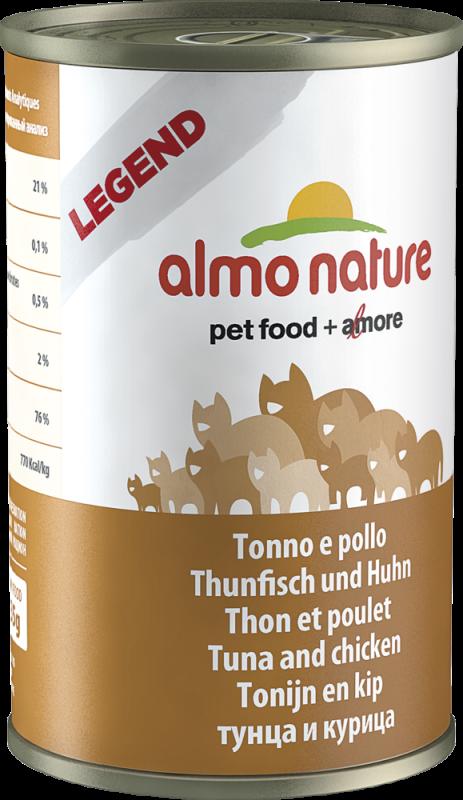 Almo Nature | Legend Thunfisch und Huhn