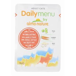 Almo Nature | Dailymenu Huhn und Rind