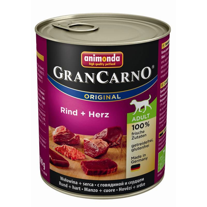 Animonda | GranCarno Adult Rind & Herz