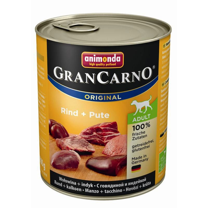 Animonda | GranCarno Adult Rind & Pute