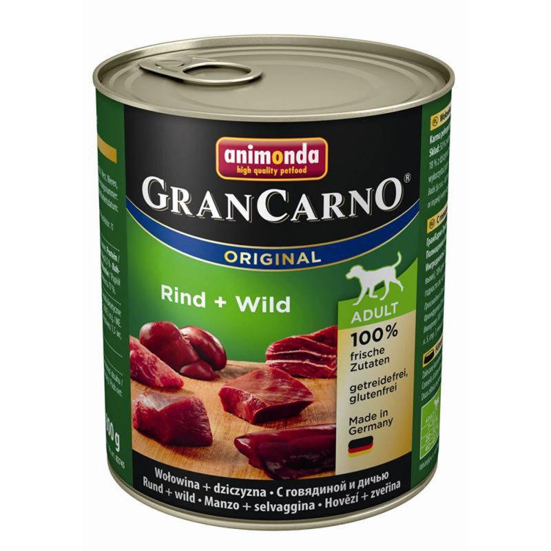 Animonda | GranCarno Adult Rind + Wild
