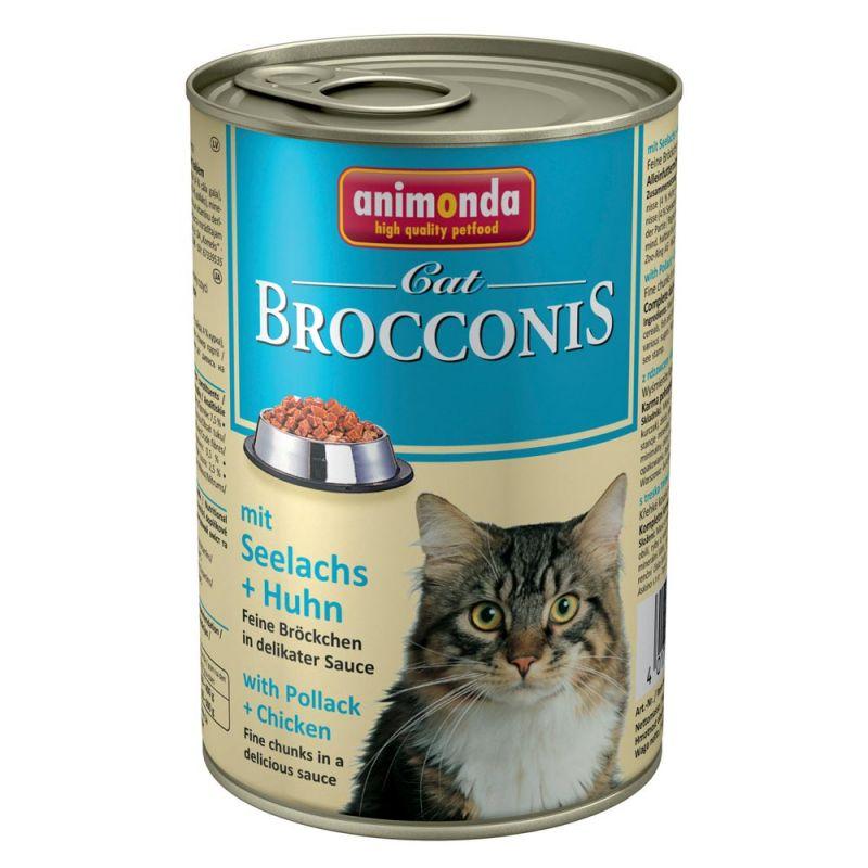 Animonda | Brocconis Seelachs & Huhn