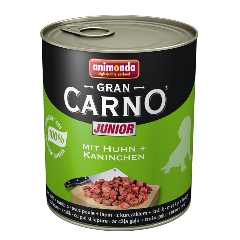Animonda | GranCarno Junior Huhn & Kaninchen