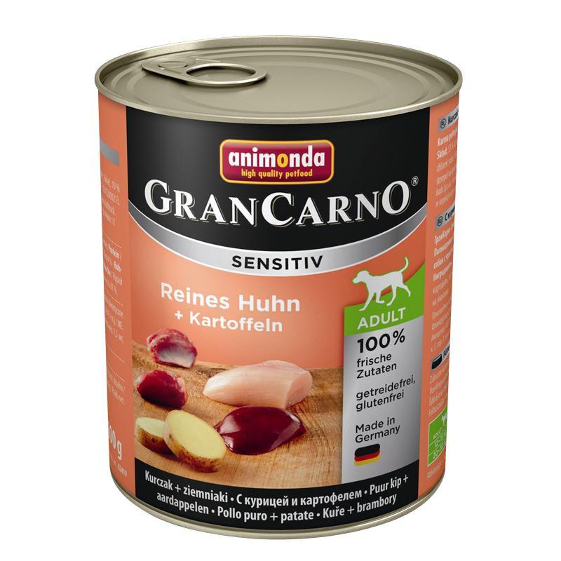 Animonda | GranCarno Sensitiv Reines Huhn & Kartoffeln