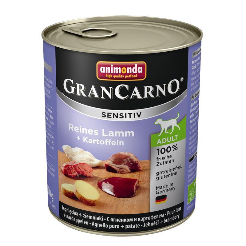 Animonda | GranCarno Sensitiv Reines Lamm & Kartoffeln