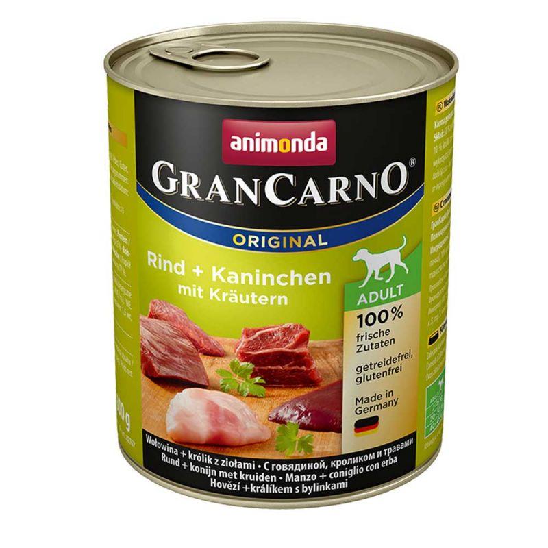 Animonda | GranCarno Adult Kaninchen & Kräuter