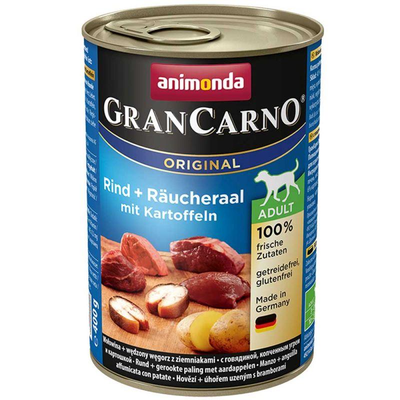 Animonda | GranCarno Adult mit Räucheraal + Karotten
