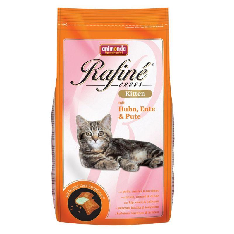 Animonda Rafiné Cross Kitten Huhn, Ente & Pute 400 g