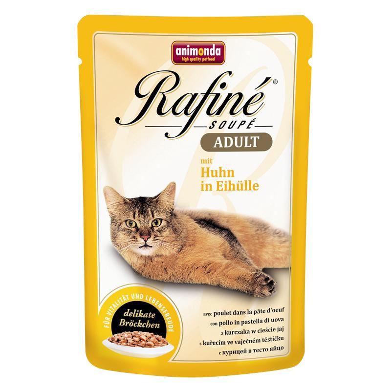 Animonda | Rafiné Soupé mit Huhn in Eihülle