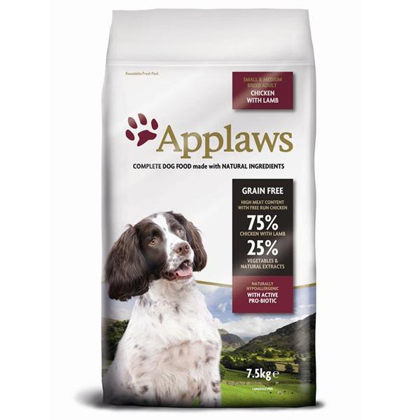 Applaws   Small & Medium Breed Chicken & Lamb