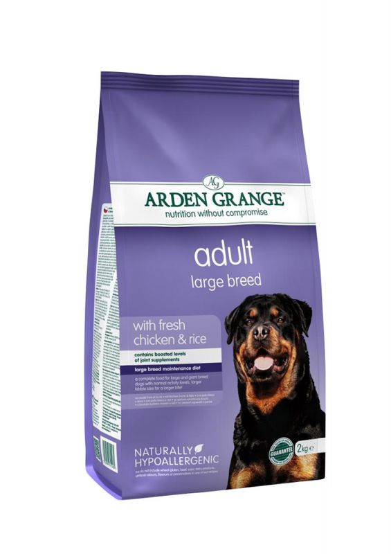 Arden Grange | Adult Large Breed Chicken & Rice