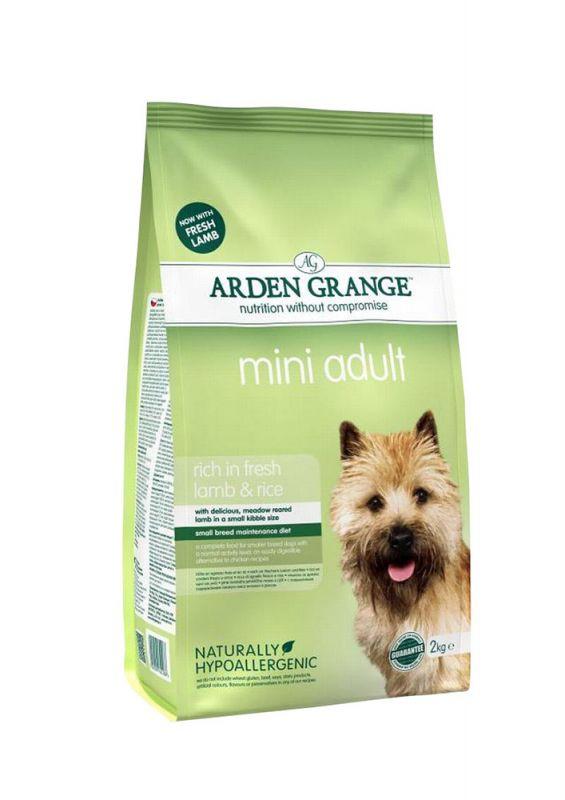 Arden Grange | Adult MINI Lamb & Rice