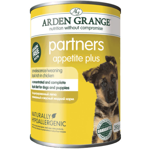 Arden Grange | Partners Appetit Plus