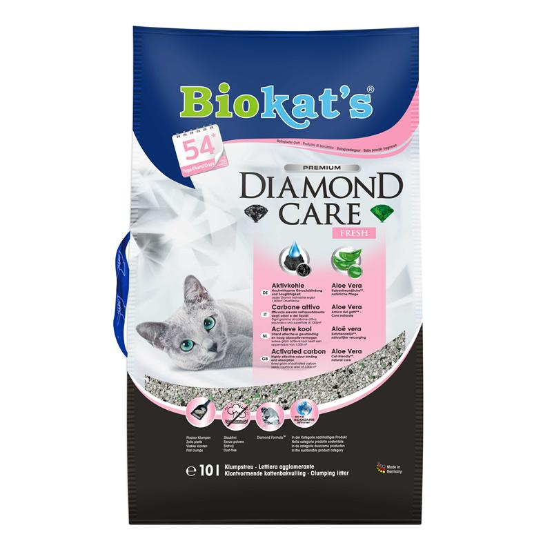 Biokat's | Diamand Care Fresh