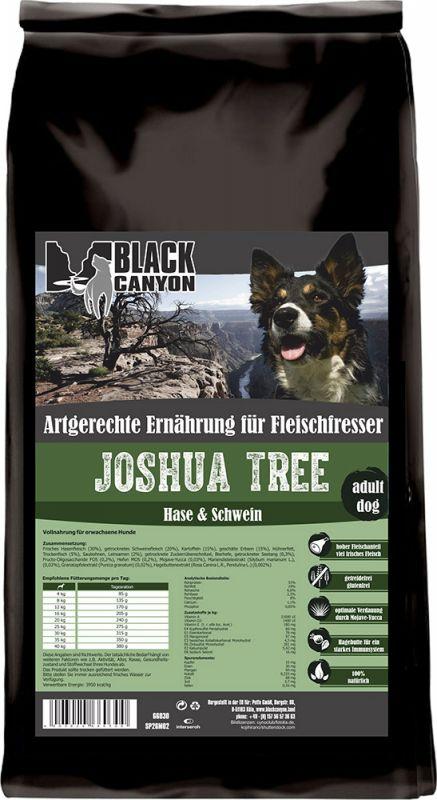 Black Canyon | Joshua Tree mit Hase & Schwein