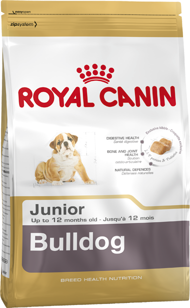 Royal Canin | Bulldog Junior